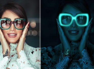 عینک نوری