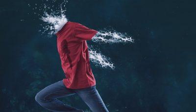 ترکیب انسان و آب